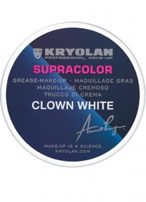 Kryolan Supracolor Clown White 80g