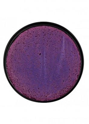 Snazaroo Electric Purple Metallic Face Paint 18ml