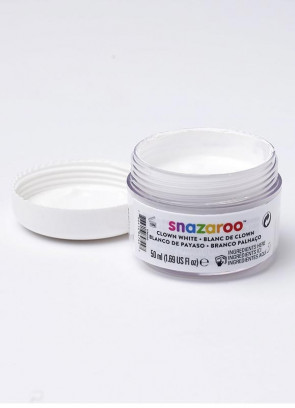Snazaroo Clown White – 50ml
