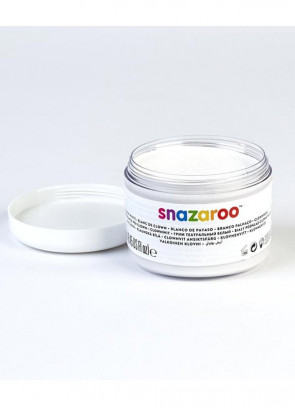 Snazaroo Clown White – 250ml