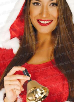 Metal Handbell for Santa