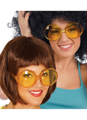 Big Yellow Glasses