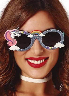Glitter Unicorn Glasses