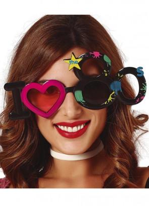 I Love the 80s Glasses