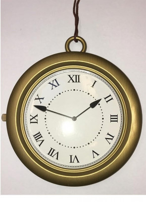 Jumbo Clock on String 20cm