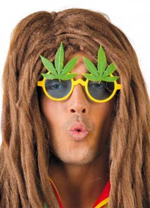 Rastafarian Glasses