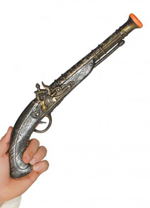 Antique Pirate Pistol - 41cm