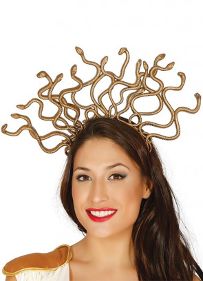 Medusa Headband - Medium 42cm
