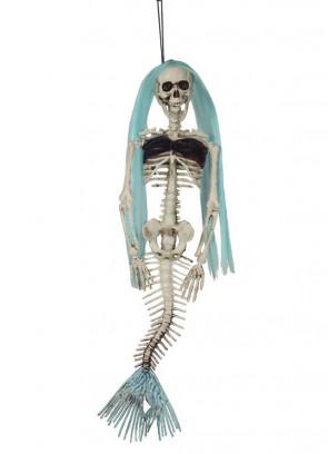 Hanging Mermaid Skeleton - Small 40cm