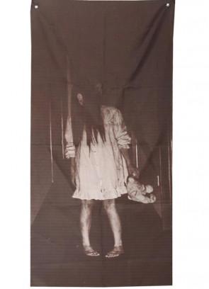 Ghost Girl Banner
