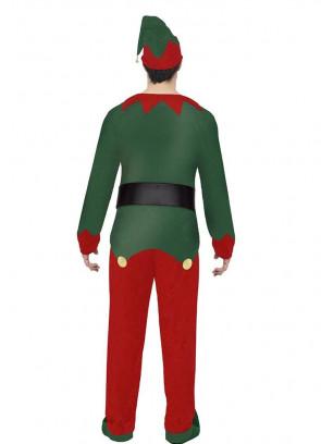 Elf Man – Green Top