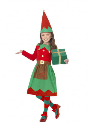 Santa's Little Helper Costume