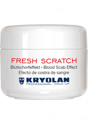 Kryolan Fresh Scratch Blood Light 50ml (Used to compliment Fresh Scratch Dark)