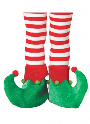 Elf Shoe Covers - Kids