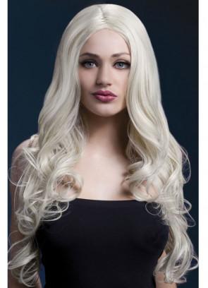 Deluxe Fever Blonde Rhianne Wig