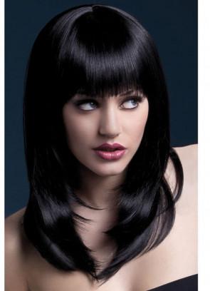 Deluxe Fever Black Tanja Wig