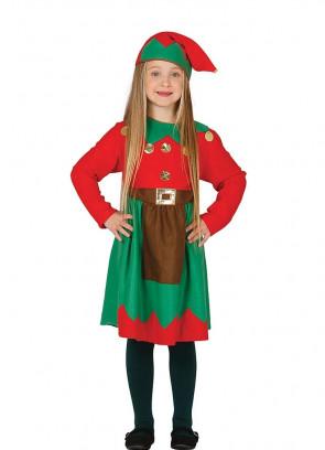 Elf Girl Costume