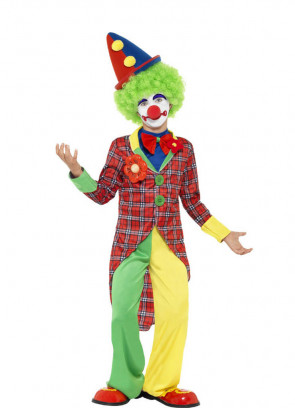 Clown - Boys Costume