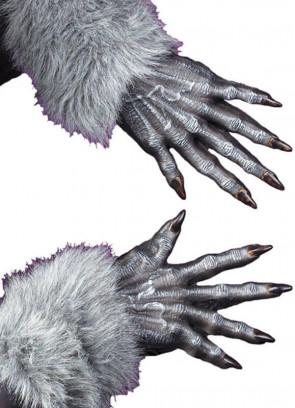 Werewolf Gloves (Grey)
