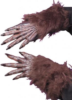 Werewolf Gloves (Brown)