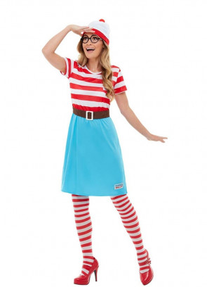 Where's Wally Wenda Dress