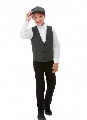 1920s Gangster Boy Kit - Age 7-8