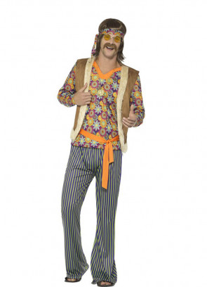 60s Hippie Singer - Male