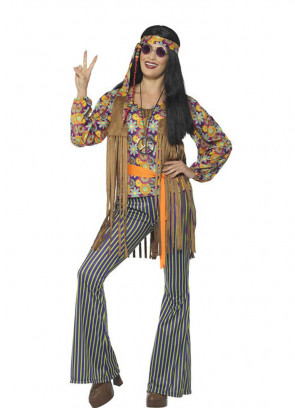 60s Hippie Singer (Ladies) ...  sc 1 st  Elliotts Fancy Dress & Ladies Fancy Dress Costumes - Womens Fancy Dress Costume Ideas