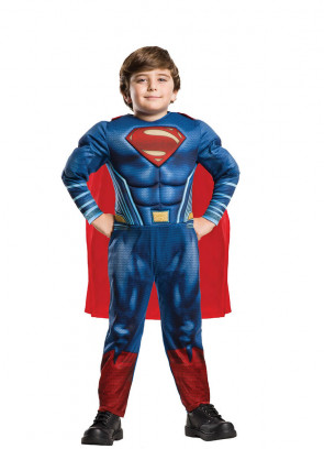 Superman - Deluxe (Boys) Costume