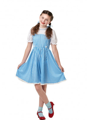 Dorothy - Wizard of Oz - Girls Costume