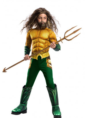 Aquaman – DC – Justice League – Boys
