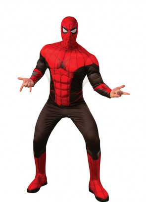 Spider-Man: Far From Home – Black - Marvel – Mens Costume