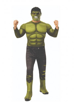 Hulk – Marvel – Endgame – Mens Costume