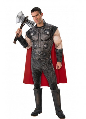Thor Deluxe - Marvel - Endgame - Mens Costume