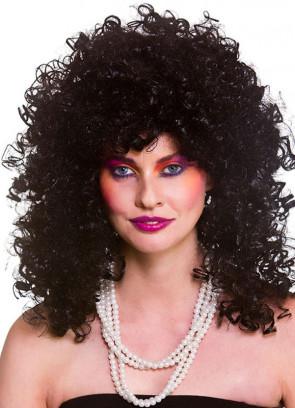 80s Wild Curl - Black