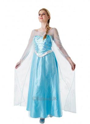 Elsa (Frozen) Ladies Costume