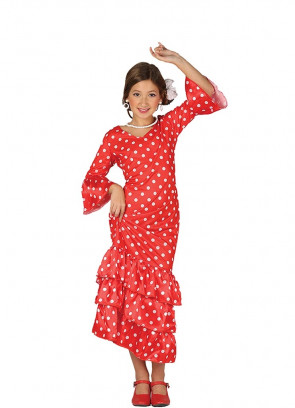 Flamenca Dress