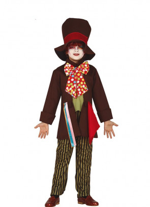 Mad Hatter Costume - Crazy Tailor