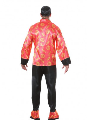 Mandarin - Chinese Man Costume