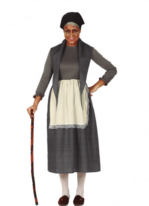 Grandma / Victorian Maid Costume