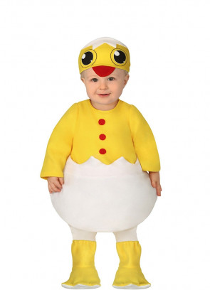 Baby Hatching Chick Costume