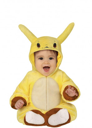 Baby Electric Chinchilla Costume