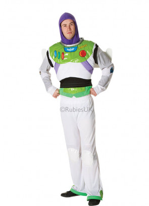 Buzz Lightyear (Toy Story) Costume