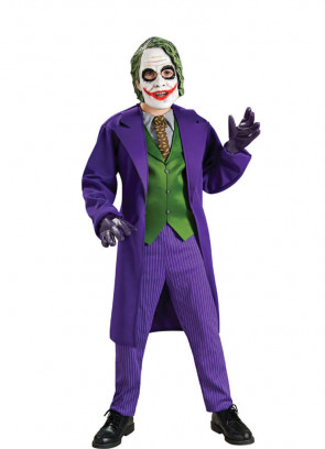 Deluxe Joker Costume - Batman