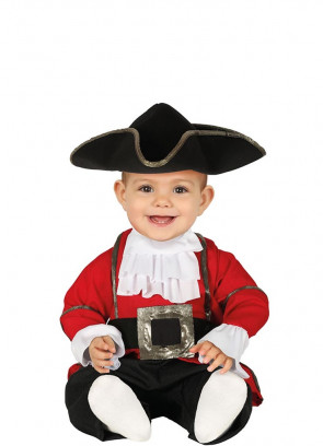 Toddler Pirate