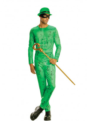 The Riddler (Batman) Costume