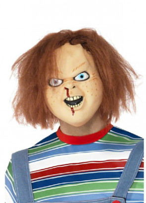 Chucky Rubber Mask