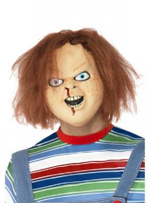 Chucky Rubber Mask