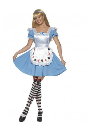 Deck Of Cards (Alice) Costume