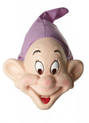 Snow White & Seven Dwarfs (Dopey Mask)